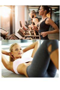 como llevar una vida fitness