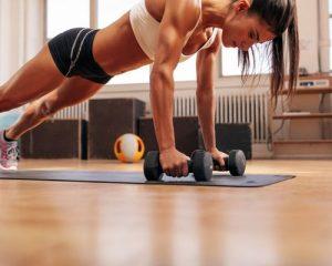 Un descanso para el entrenamiento de los bíceps